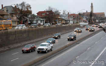 Local lawmakers push for federal infrastructure plans to Humboldt Parkway restoration - WBFO