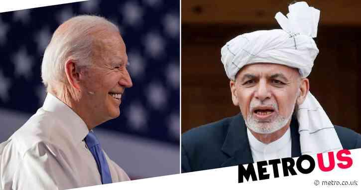 Joe Biden to host Afghan president at White House as US withdraws troops