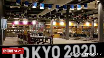 Tokyo Olympics: Can this athletes' village keep out Covid?
