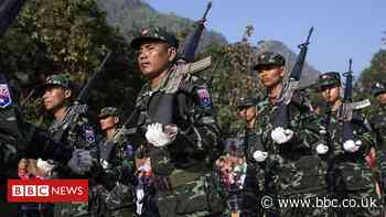 Myanmar: Who are the ethnic armies training protesters?