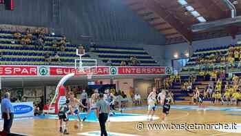 Finale G4: la UEB Cividale batte ancora la Janus Fabriano. La promozione si deciderà in Gara 5 - Serie B Tabellone 3 Finale - Basketmarche.it