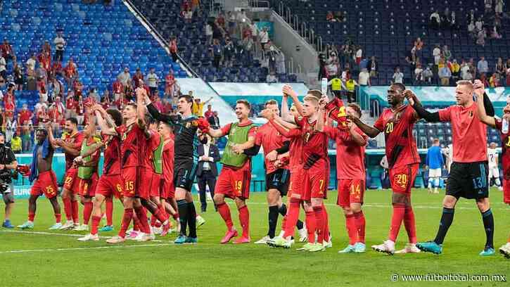 Eurocopa 2020: Así quedó el Grupo B, con Bélgica como líder tras la jornada 3