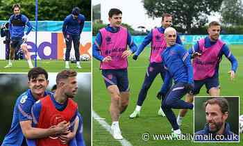 EURO 2020: Sportsmail experts pick England starting XI to face Czech Republic on Tuesday