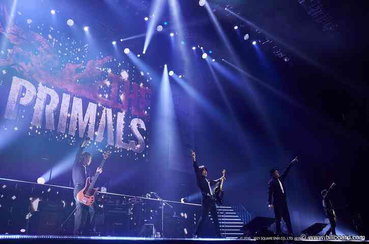 'Final Fantasy XIV' Fan Festival 2021 Wraps With a Performance From The Primals