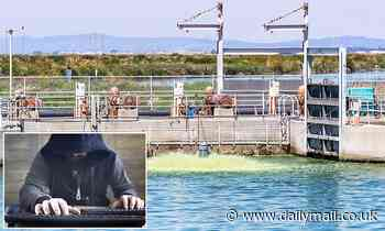 Hacker tried to poison Ca. water supply by breaking into facility, manipulating water treatment