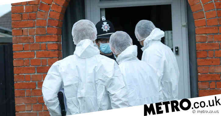 Woman, 60, arrested on suspicion of murder after pensioner in 80s dies in Essex