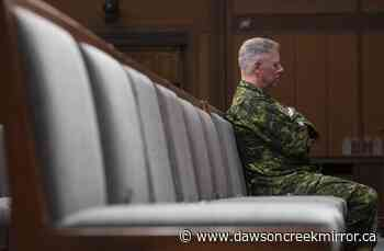 Defence committee rises without report on Vance allegations - Dawson Creek Mirror