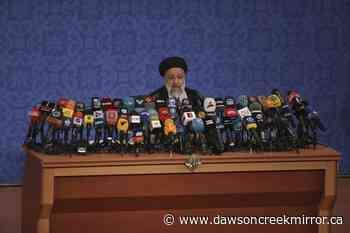 Iran president-elect takes hard line, refuses to meet Biden - Dawson Creek Mirror