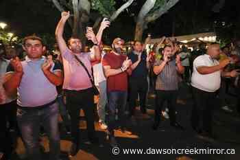 Armenian leader's party wins snap vote despite defeat in war - Dawson Creek Mirror