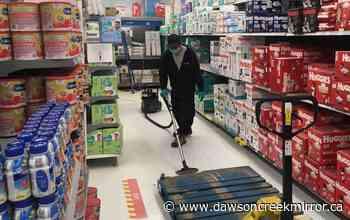 Walmart firebug to talk sentencing after guilty plea - Dawson Creek Mirror