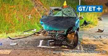 26-jähriger aus Uslar stirbt bei Verkehrsunfall auf B 241 - Göttinger Tageblatt