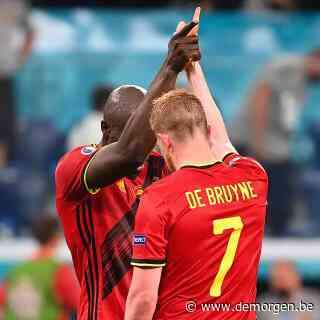 Kevin De Bruyne na 0-2 tegen Finnen en groepswinst: 'De kopjes zijn niet naar beneden gegaan'