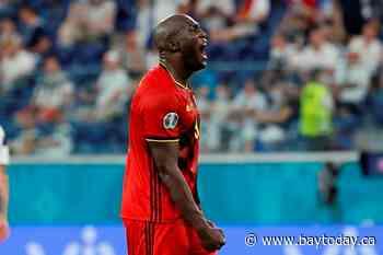 Belgium wins 3rd straight at Euro 2020, beats Finland 2-0
