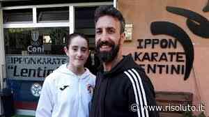 Coppa Italia U18, primo posto per Irene Marturano della Ippon Karate Lentini di Sciacca - Risoluto