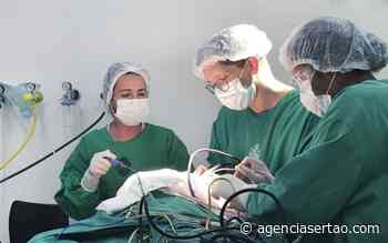 Criança de Caetité passa por cirurgia para reconstrução do crânio em Itabuna - Agência Sertão