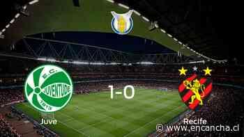 Juventude logra una ajustada victoria en casa ante Sport Recife (1-0) - EnCancha.cl