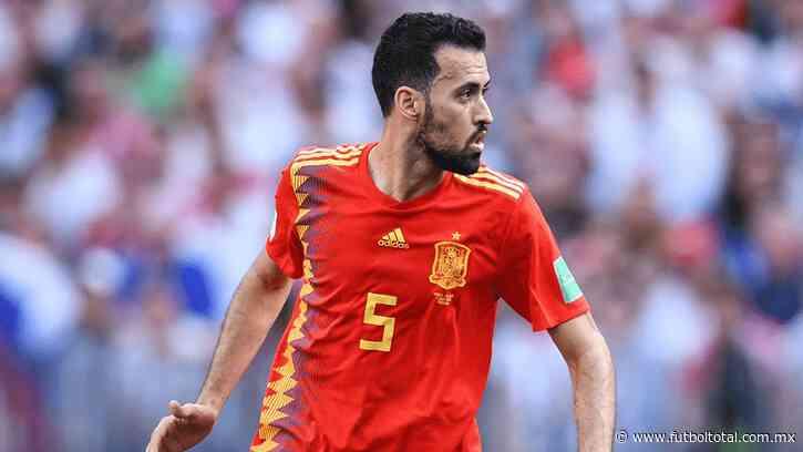 Sergio Busquets: Así llegó el crack a ser histórico mediocampista de España, hoy en la Eurocopa 2020