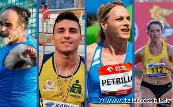 Atletica paralimpica Fispes, inarrestabile Caironi a Nembro, record italiani per Petrillo e Tonetto e PB per Vicco - ItaliAccessibile - Turismo Accessibile, Accessibilità e sport disabile
