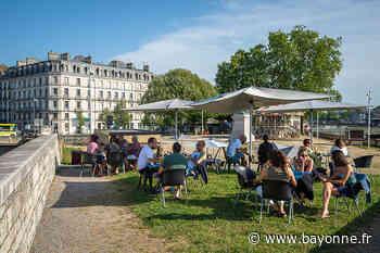 Une nouvelle offre de restauration en bord d'Adour - bayonne.fr
