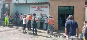 Inicia jornada de inmunización en Monte Carmelo • Diario de Los Andes, noticias de Los Andes, Trujillo, Táchira y Mérida - Diario de Los Andes