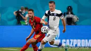 Hazard lively but De Bruyne, Lukaku make the difference
