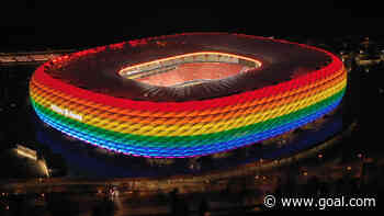 UEFA could block Germany from illuminating Allianz Arena with rainbow lighting, says DFB spokesman