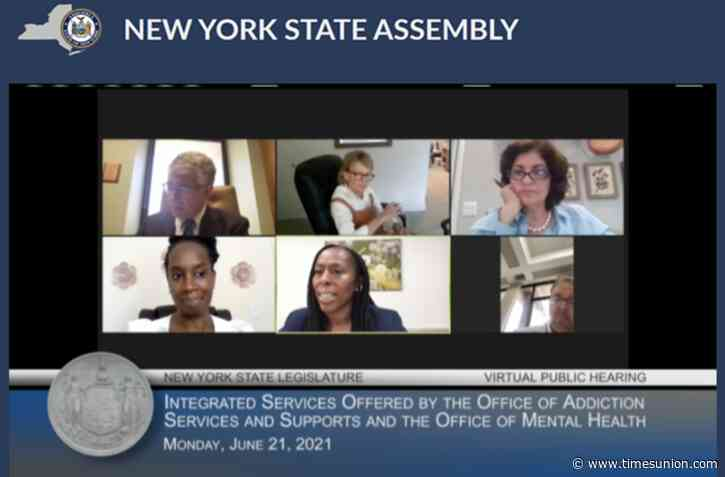 Proposed merger of New York's addiction, mental health offices focus of debate