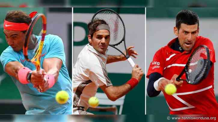 'Roger Federer, Nadal, Djokovic are still better than the others', says former ace