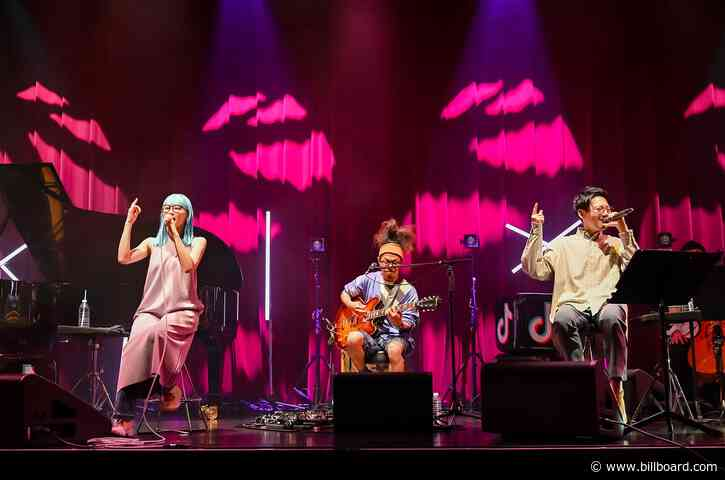6 Rising J-pop Acts, Plus Olivia Rodigo & More Play Billboard Japan & TikTok's 'Next Fire' Special