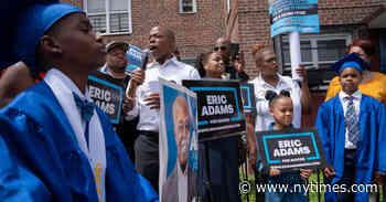 Rancor Between Adams and Yang Marks End of Bruising Mayoral Campaign