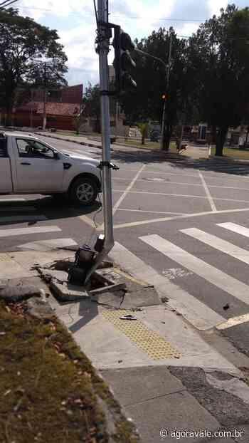 Em Pindamonhangaba, câmera de monitoramento identifica danos ao patrimônio público - AgoraVale