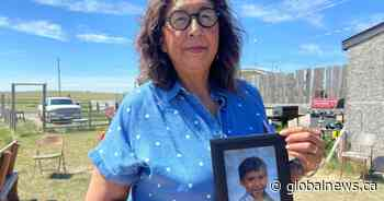 Siksika grandmother opens up about son's death and healing from intergenerational trauma