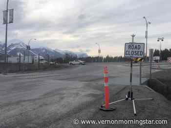 Extended closures to Trans-Canada Highway announced east of Golden this fall – Vernon Morning Star - Vernon Morning Star