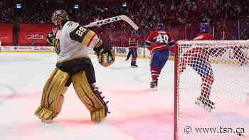 Fleury, Golden Knights not dwelling on Game 3 loss - TSN