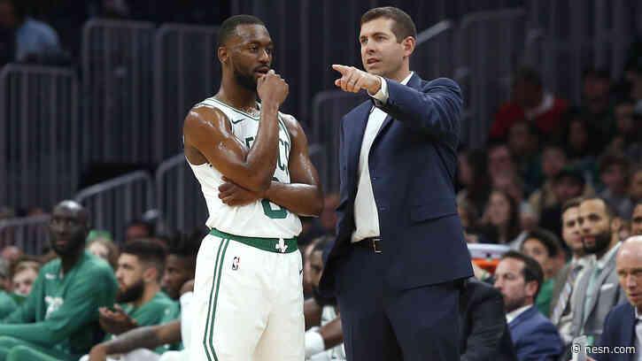 Brad Stevens Offers Explanation For Why Celtics Traded Kemba Walker