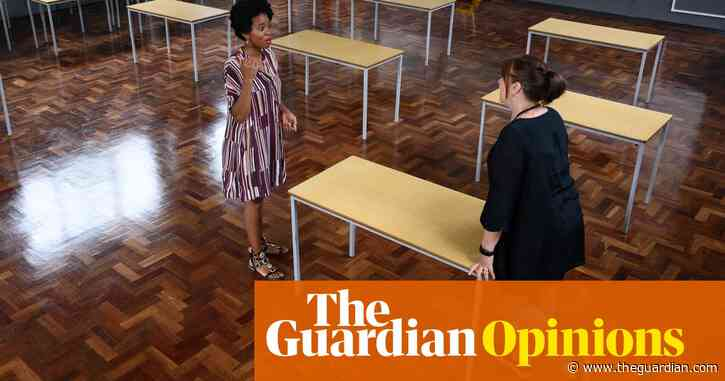 The 'catch-up plan' for schools needs to start with the Department for Education | Paul Whiteman