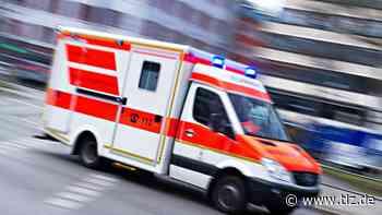 Unfall mit drei Verletzten nahe Waltershausen - Thüringische Landeszeitung
