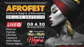 Afrofest mobiliza Tupã, Marília e Adamantina e debate cultura negra - Siga Mais