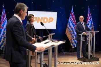 BC MLAs ponder 2022 'sunset' of subsidy for political parties – Tofino-Ucluelet Westerly News - Tofino-Ucluelet Westerly News