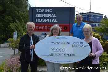 Tofino General Hospital Foundation presses VIHA for a new hospital – Tofino-Ucluelet Westerly News - Tofino-Ucluelet Westerly News