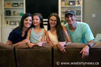 Father gives daughter life-saving gift as living organ donor - Tofino-Ucluelet Westerly News