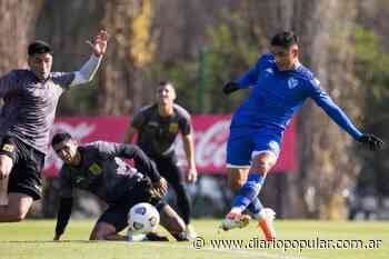 Vélez Sarsfield sumó dos triunfos en sendos amistosos - Popular