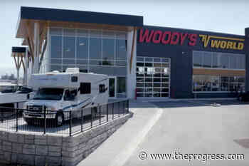Woody's RV World hosts Abbotsford grand opening on Saturday – Chilliwack Progress - Chilliwack Progress