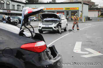 Chilliwack's top 10 worst intersections for crashes in 2020 – Chilliwack Progress - Chilliwack Progress