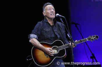 Canadians who got AstraZeneca shot can now see 'Springsteen on Broadway' – Chilliwack Progress - Chilliwack Progress