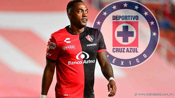 Renato Ibarra: Cruz Azul,  una opción para continuar su carrera en la Liga MX