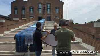 Rilancio turismo culturale. Il Museo Classis Ravenna al Tg5 - ravennanotizie.it