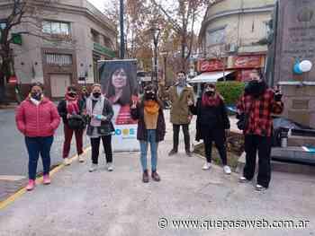 Lucía Claramunt puso 35 puntos en San Isidro para asesorar sobre la campaña de vacunación y mostrar sus propuestas - Que Pasa Web