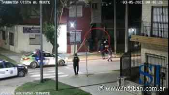 San Isidro: Detienen a un hombre cuando intentaba robar una casa en Boulogne - InfoBan