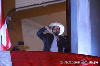 """Pedro Castillo: """"El voto de La Molina, Miraflores, San Isidro tiene el mismo peso que en cualquier provincia"""" - La Mula"""